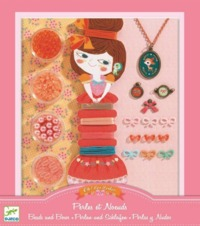 Djeco: Design - Pearls & Bows Beads