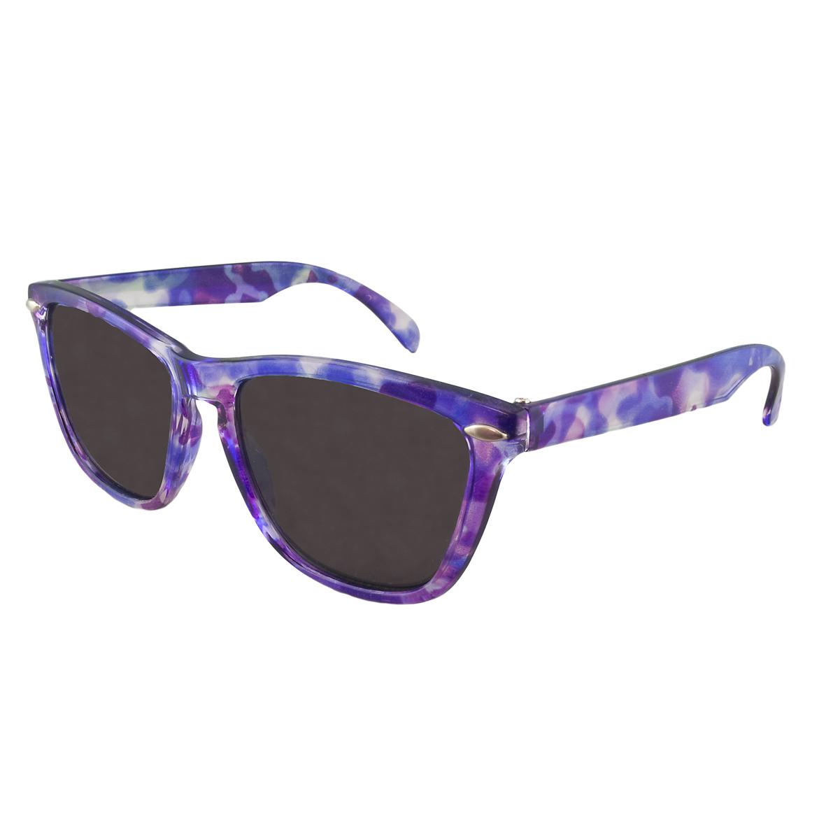 Junior Banz Flyer Sunglasses (Purple Tortoiseshell) image