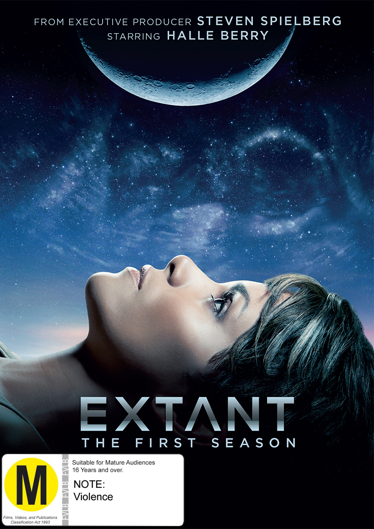 Extant - The Complete Season One on DVD image