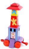 In the Night Garden: Stacking Blocks Carriage