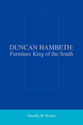 Duncan Hambeth by Timothy W. Hooker