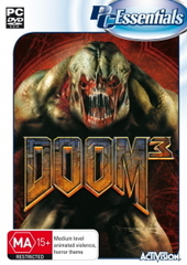 Doom 3 (Essentials) for PC Games
