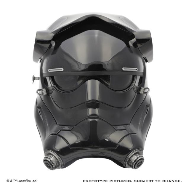 Star Wars: First Order TIE Fighter Pilot Premier Line Helmet - Prop Replica