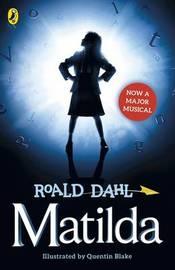 Matilda (Theatre Tie-in) by Roald Dahl
