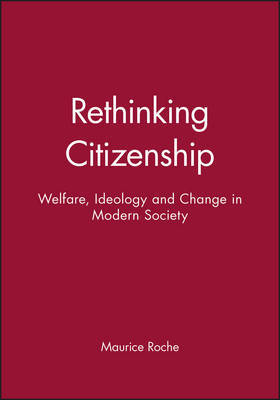 Rethinking Citizenship by Maurice Roche image
