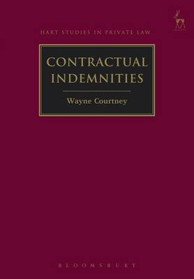 Contractual Indemnities by Wayne Courtney