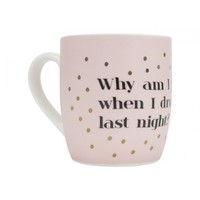 Annabel Trends Coffee Mug - Thirsty