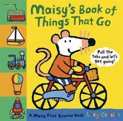 Maisy's Book of Things That Go by Lucy Cousins image