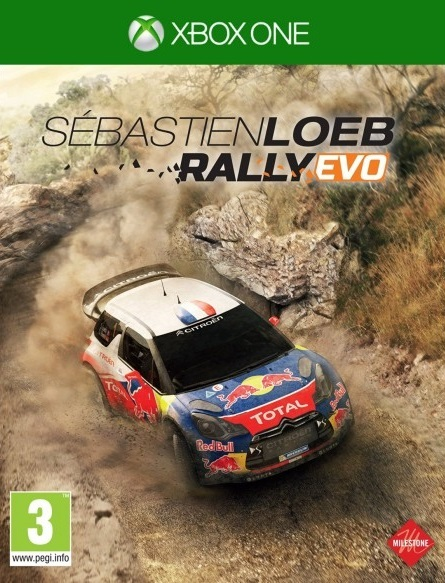 Sebastien Loeb Rally Evo for Xbox One