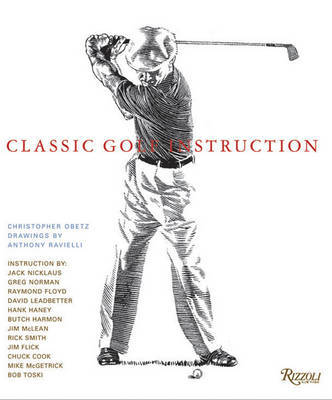 Classic Golf Instruction by Christopher Obetz image