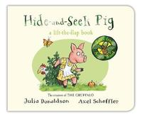 Hide-and-Seek Pig by Julia Donaldson