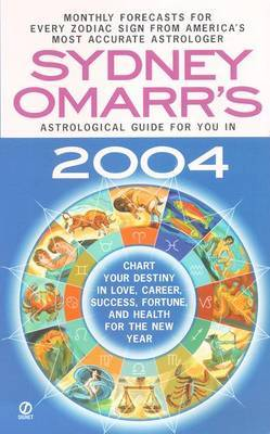 Sydney Omarr's Astrological GU by Sydney Omarr image