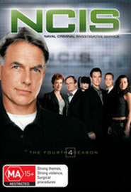 NCIS - Complete Season 4 (6 Disc Set) on DVD