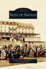 Isles of Shoals by Donald Cann