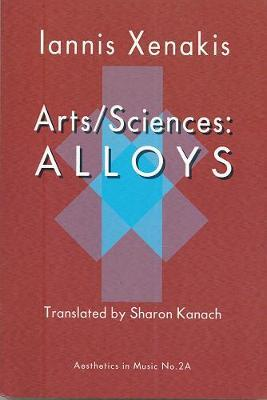 Arts/Sciences: Alloys by Sharon Kanach