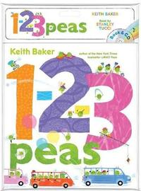 1-2-3 Peas by Keith Baker image
