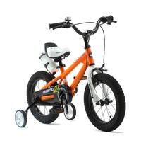 """RoyalBaby: BMX Freestyle - 12"""" Bike (Orange)"""