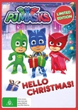 PJ Masks: Hello Christmas on DVD