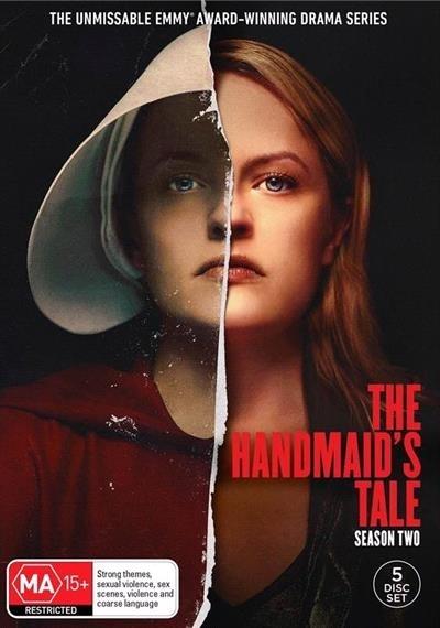 The Handmaid's Tale: Season 2 on DVD