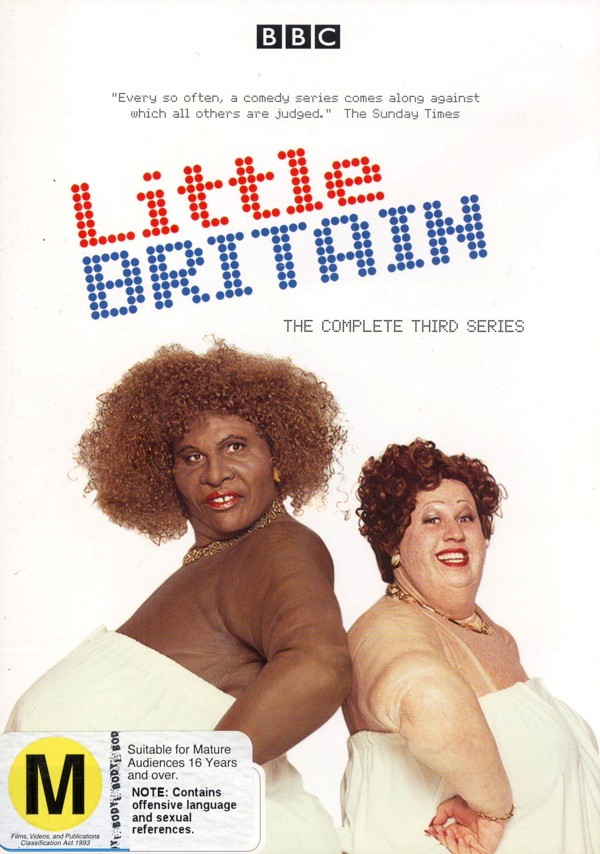 Little Britain - The Complete Third Series (2 Disc) on DVD image
