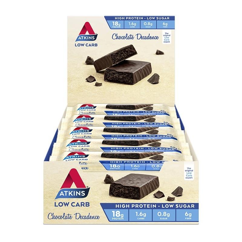 Atkins Advantage Bars - Chocolate Decadence (Box of 15) image