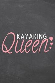 Kayaking Queen by Kayaking Notebooks image