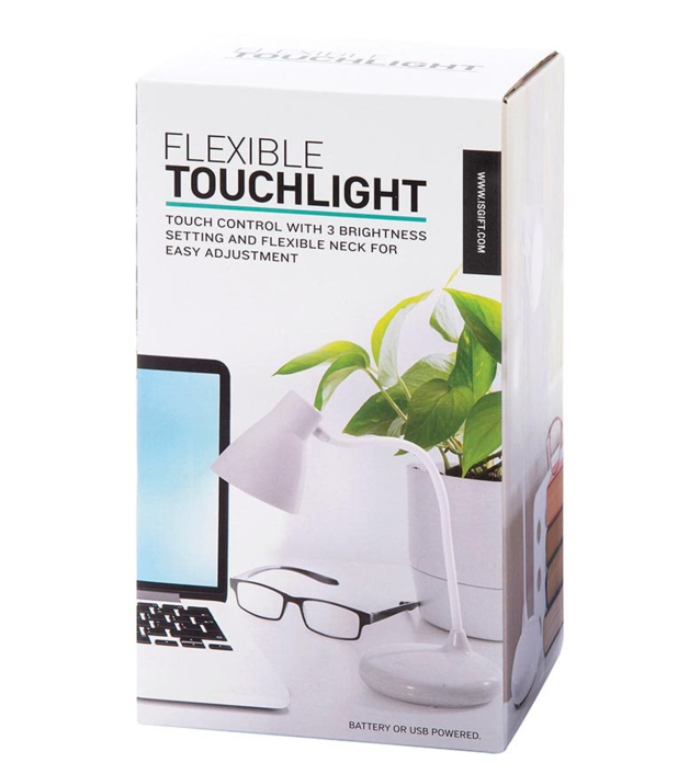 IS Gift: Flexible Touch Light
