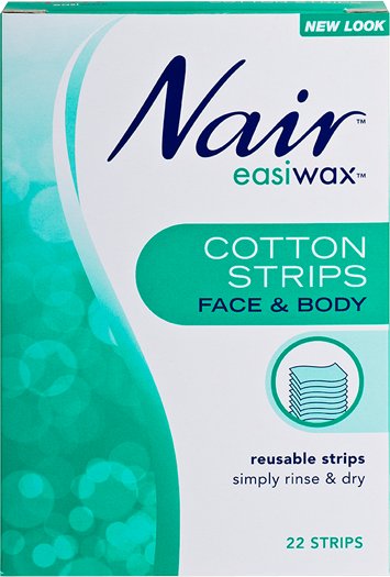 Nair: Cotton Strips (22's) image
