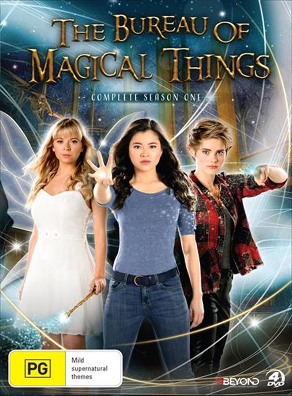 Bureau of Magical Things - Complete Season 1 on DVD