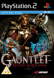 Gauntlet: Seven Sorrows for PlayStation 2 image