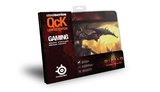 SteelSeries QcK Limited Edition - Diablo III Demon Hunter for