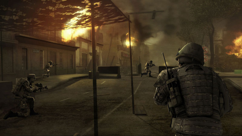 Tom Clancy's Ghost Recon: Advanced Warfighter 2 for Xbox 360 image