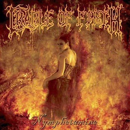 Nymphetamine [Explicit Lyrics] by Cradle of Filth