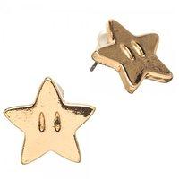 Super Mario Bros - Star Earrings