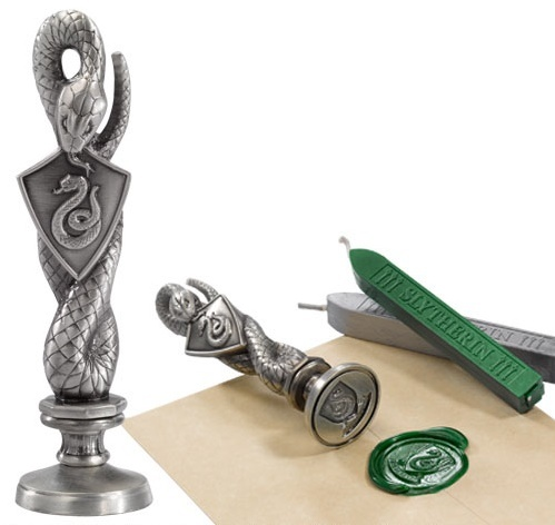 Harry Potter - Slytherin Wax Stamp