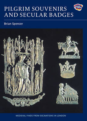 Pilgrim Souvenirs and Secular Badges by Brian Spencer image