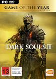 Dark Souls III: The Fire Fades Edition for PC Games