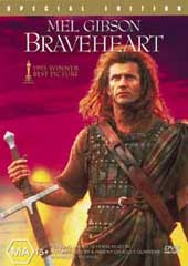 Braveheart - Special Edition (inc Bonus Disc) on DVD