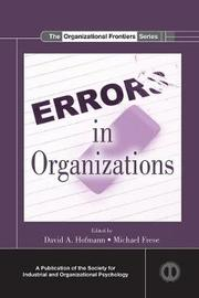 Errors in Organizations image