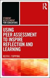 Using Peer Assessment to Inspire Reflection and Learning by Keith Topping image