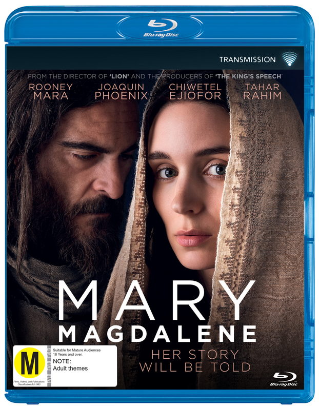 Mary Magdalene on Blu-ray