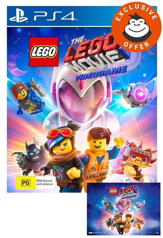 The LEGO Movie Videogame 2 for PS4