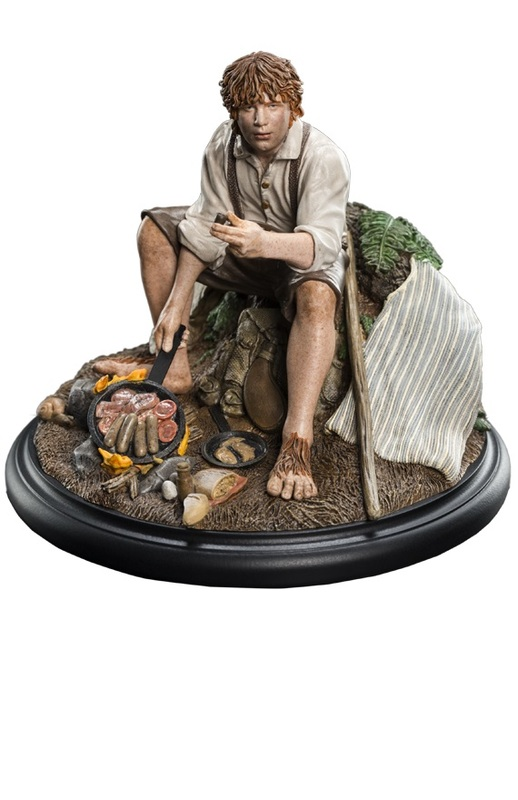 Lord of the Rings Samwise Gamgee Statue
