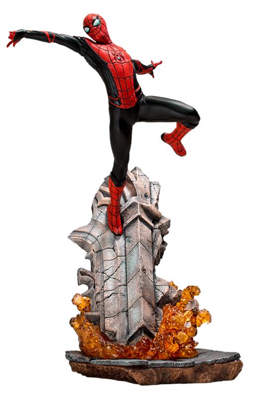 Spider-Man: FFH - 1/10 Spider-Man - Battle Diorama Statue