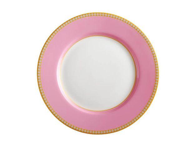 Maxwell & Williams Teas & C's: Kasbah Classic Rim Plate - Hot Pink