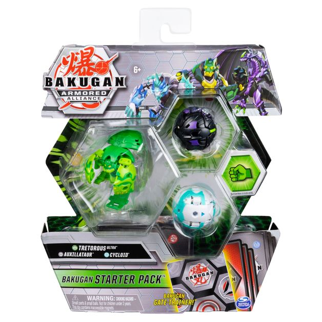 Bakugan: Armored Alliance - Starter Pack (Tretorous Ultra)