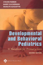 Developmental and Behavioral Pediatrics: A Handbook for Primary Care image