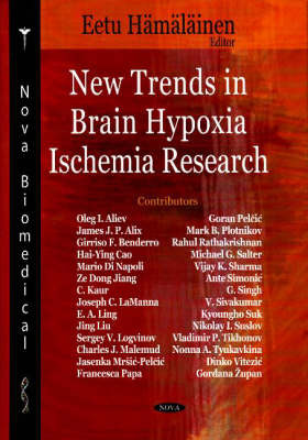 New Trends in Brain Hypoxia Ischemia Research by Eetu Hamalainen image