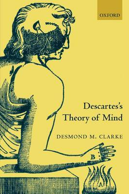 Descartes's Theory of Mind by Desmond Clarke image