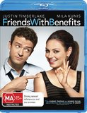 Friends With Benefits on Blu-ray